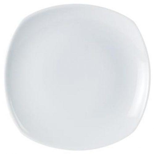 Squared vierkant bord 25 cm (Set van 6)