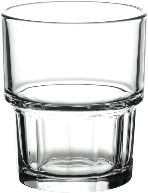 Stapelglas banqueting 165 ml (Set van 12)