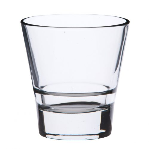 Conisch glas met stapelrand 170 ml GlassPoint (set van 6)