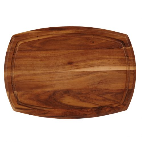 Houten bord 25,5 x 36 x 2 cm