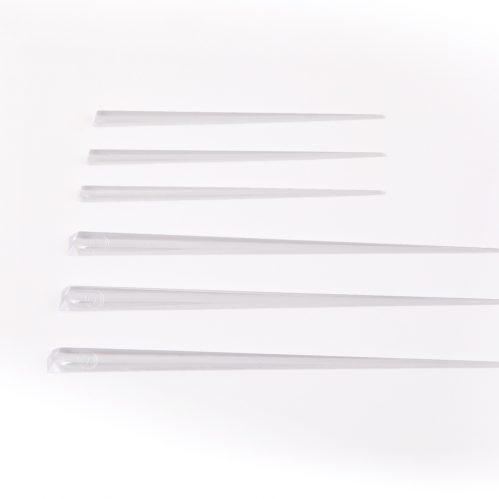 Prikker Plastic Prisma Transparant Kleurloos  90 Mm