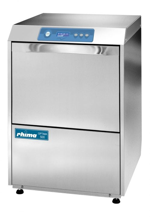 Rhima Optima 500 HR PLUS Horeca Vaatwasser