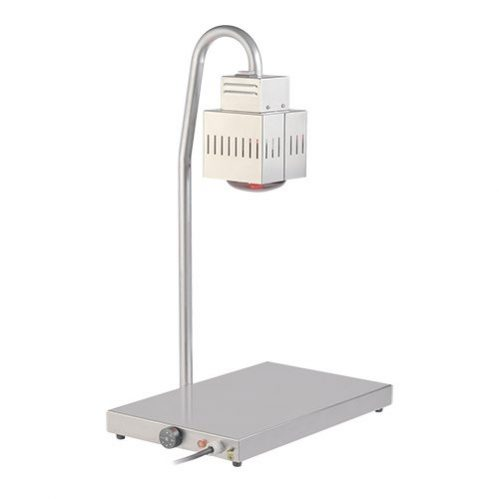 Warmhoudplaat M/Lamp 1/1Gn