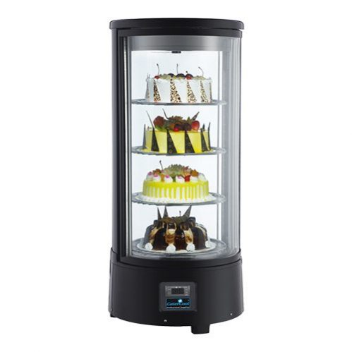 Gebaksvitrine Catercool 72L.