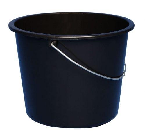 Emmer 12 liter 651053 zwart