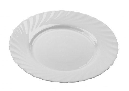 Trianon wit Bord 24,5 cm (Set van 6)