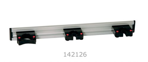 Toolflex Ophangrek 50 cm met 3 klemmen 3x 20-30 mm zwart