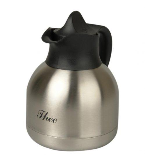 """Isoleerkan 1 Liter Dubbelwandig """"Thee"""" Thermoline"""