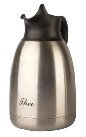 """Isoleerkan 1,5 Liter Dubbelwandig """"Thee"""" Thermoline"""