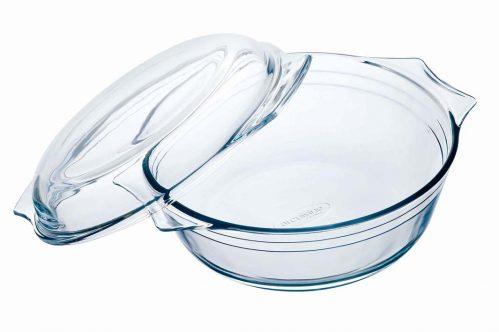 Schaal 1,6 Liter Met Deksel