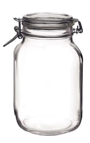 Fido Weckpot 2 liter (Set van 6)