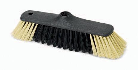 Coronit Kamerbezem 28 cm zwart (Set van 10)