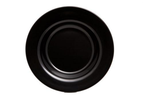 Pastabord 30,5 cm zwart Melamine (Set van 4)