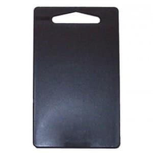 Snijplank 35×25 cm zwart
