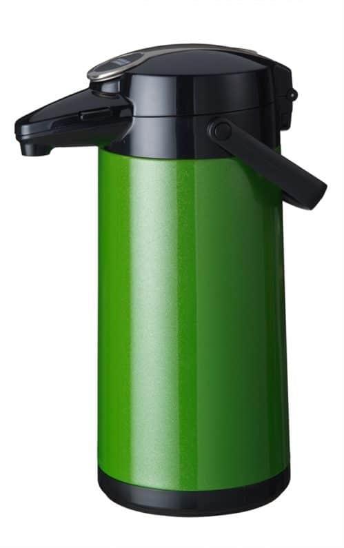 Bravilor Airpot Furento rvs groen metalic