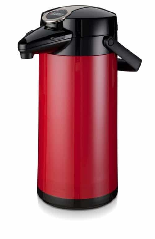 Bravilor Airpot Furento kunststof rood