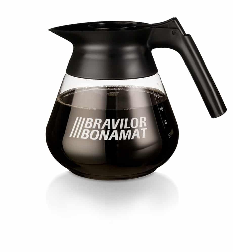 Bravilor glazen kan 1,7 liter