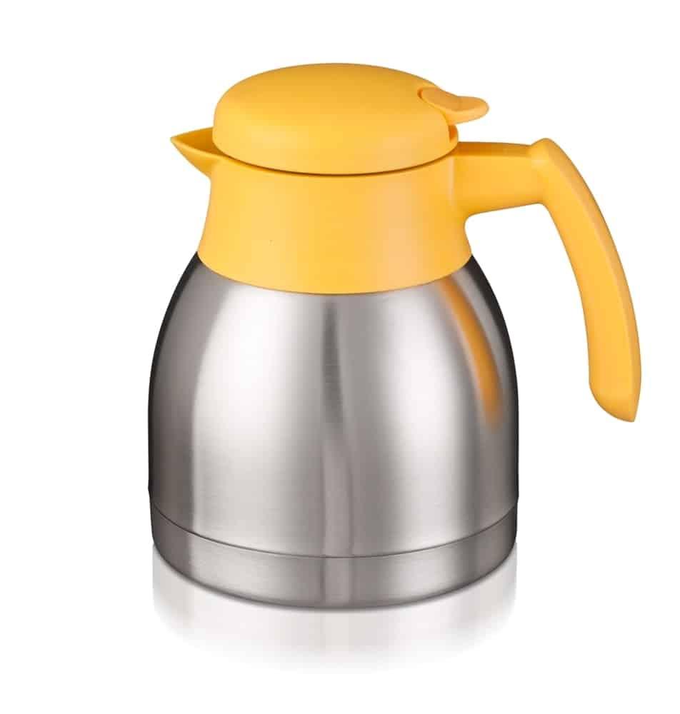 Bravilor thermoskan 1 liter geel