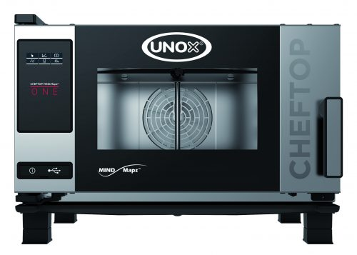 Unox ChefTop Mind.Maps 3 GN 1/1 One Electric