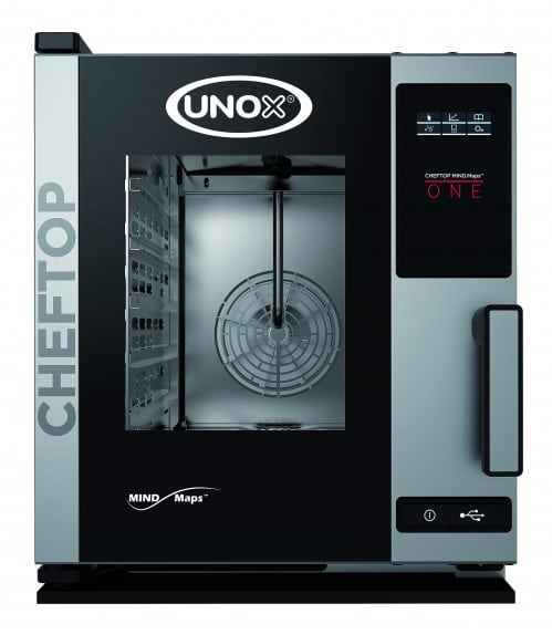 Unox ChefTop Mind.Maps 5 GN 2/3 One Electric Compact