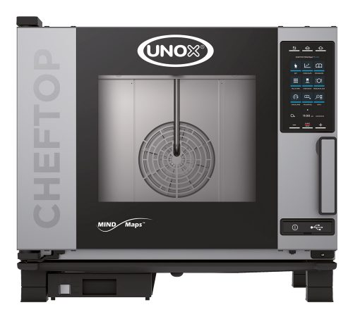 Unox ChefTop Mind.Maps 5 GN 1/1 Plus Electric
