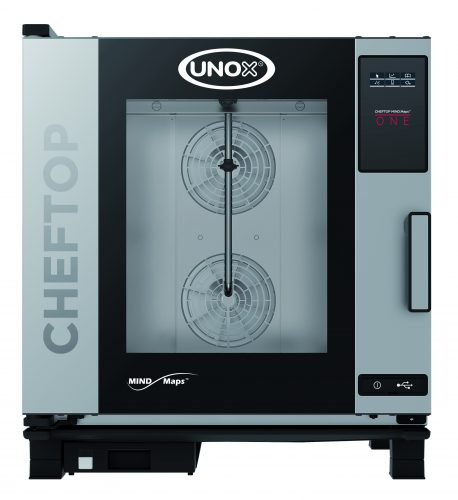 Unox ChefTop Mind.Maps 7 GN 1/1 One Electric