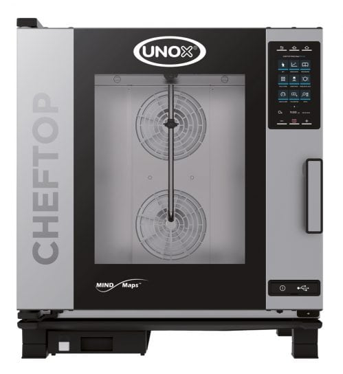 Unox ChefTop Mind.Maps 7 GN 1/1 Plus Electric