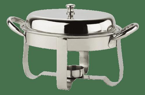Mini Chaving Dish Ovaal 20 cm