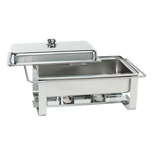 Chafing Dish 1/1Gn Rvs Spring