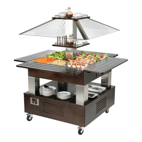Buffet/Salad-Bar 4X1/1Gn
