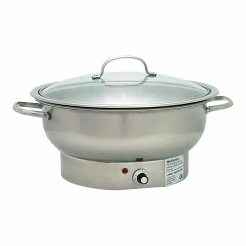 Chafing Dish Rond Electr