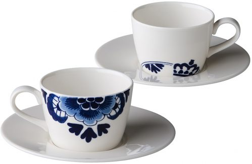 Royal Delft kop 180 ml (Set van 6)