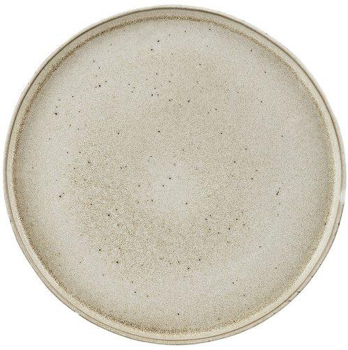 Rustico Oyster bord met opstaande rand 26,5 cm (Set van 6)
