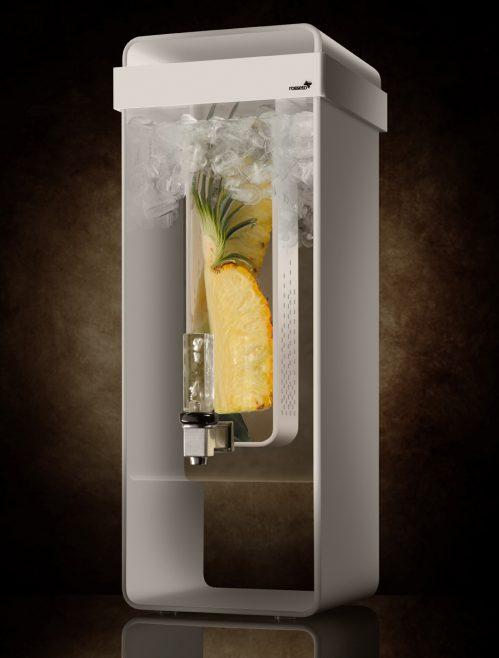 Infusion drankdispenser wit 11,4L.