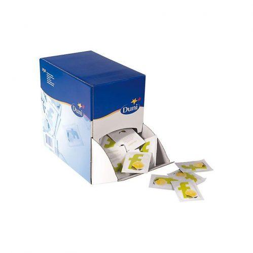 Citroendoekjes incl. Dispenserbox (250st)