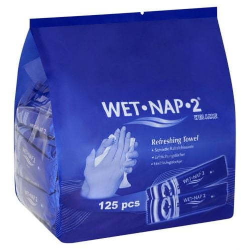 Wet Towels (125 stuks)