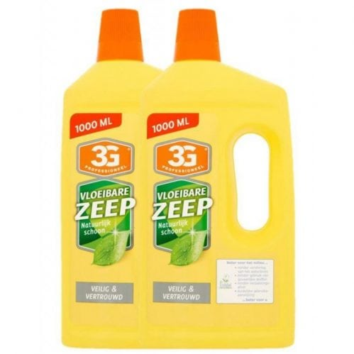 Vloeibare zeep 3G ECOlabel (1 liter)