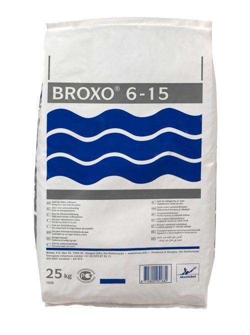 Broxomatic Onthardingszout (25 kg)