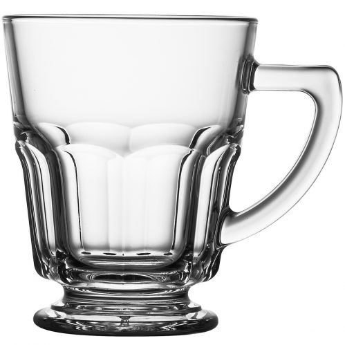 Casablanca theeglas 270 ml (Set van 6)