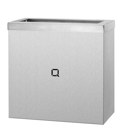 Qbic-line afvalbak open 9 liter