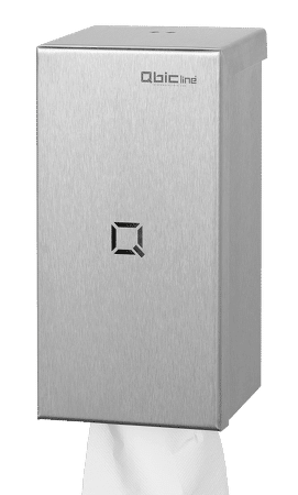 Qbic-line poetsrolhouder mini