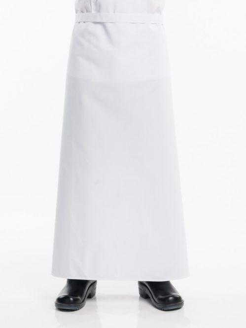 Sloof Chaud Devant – White (100 cm x 100 cm)