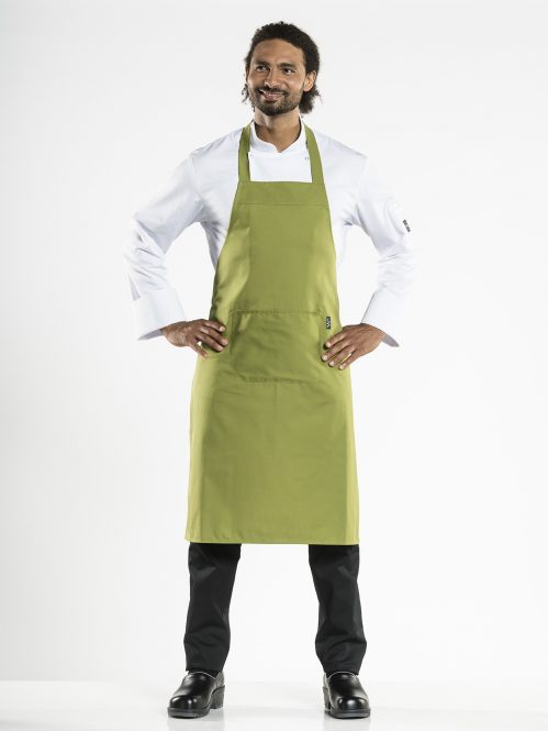 Schort Chaud Devant – Olive (75 cm x 100 cm)