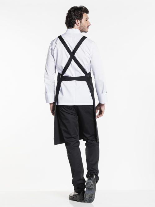 Schort Chaud Devant – X Black (75 cm x 100 cm)