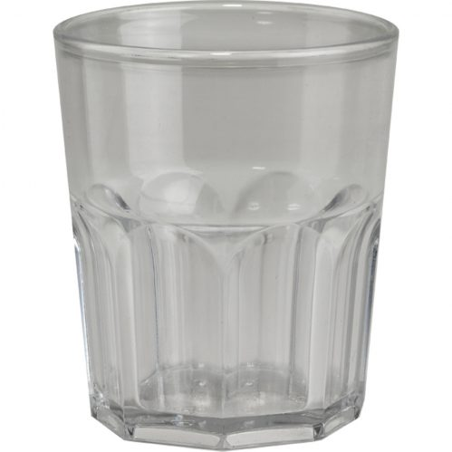 Glass Minidrink 16cl Plastic (Set van 8)