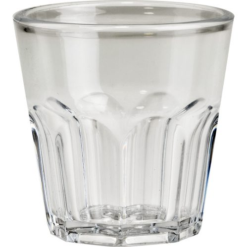 Shotglass 4cl Plastic (Set van 5)