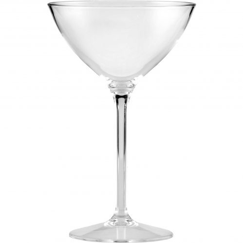 Cocktail Glass 28cl Plastic (Set van 6)