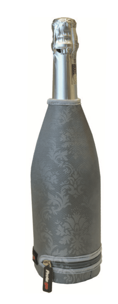 Champagne thermal cover grey