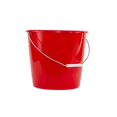 Mopemmer 12 liter zonder korf rood