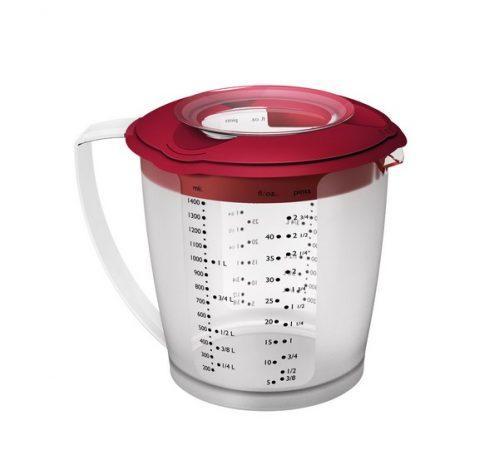 Helena Maatbeker 1,4 liter rood (Set van 4)